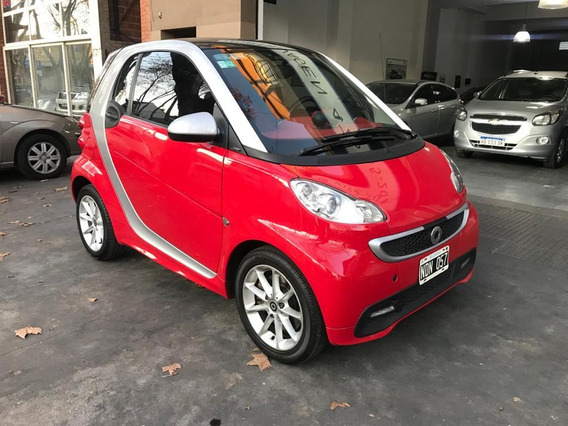 Smart 1.0 Passion 84cv 2013 Excelente Estado Tomo Usado