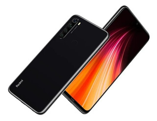 Celular Xiaomi Redmi Note 8 64gb/4gb Global Capa+pelicula