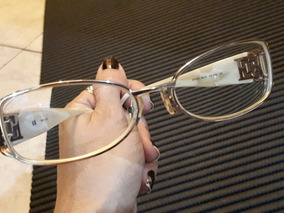 Óculos De Grau Original Escada Ves 707 Col 0a39 135