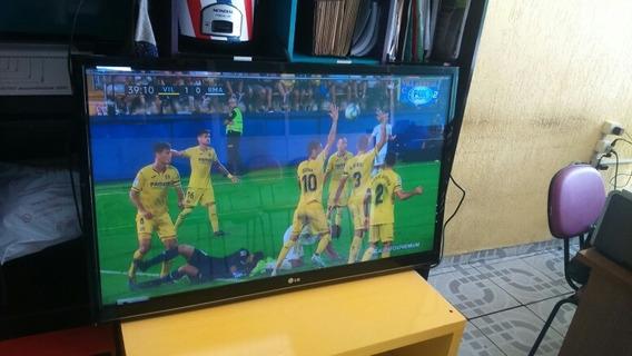 Vendo Tv LG 50 Polegadas Top De Linha Com Tecnologia Touch