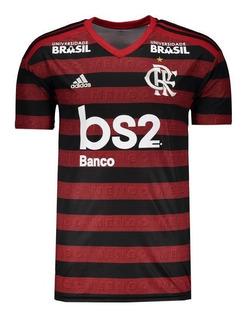 Camisa Flamengo Patrocínio 19/20 -original-frete Grátis