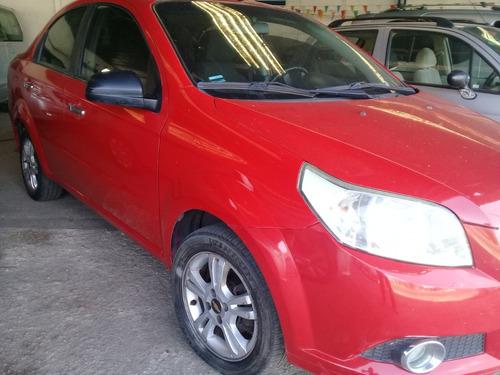 Chevrolet Aveo G3 1.6 Lt 2012 Impecable U$s 4.000 Y Cuotas