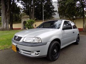 Volkswagen Gol Plus Mt 1.000