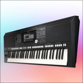 Piano Yamaha Psr S775 S975 + Ritmos Y Samples Nacional