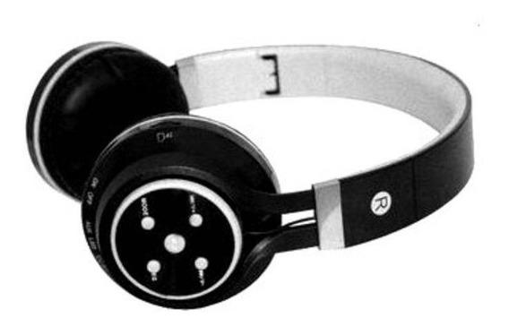 Headphone Bluetooth 3.0 Cartão De Memória P2 E Rádio Fm + Nf