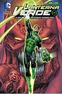 Hq Lanterna Verde A Ira Dos Lanternas Vermelhos