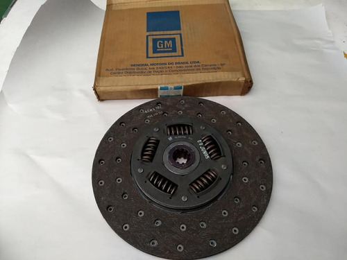 Disco Embreagem Original Gm 93230956 D20 Turbo 12 Polegadas 10 Estrias
