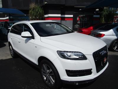 Audi Q7 Luxury 2014
