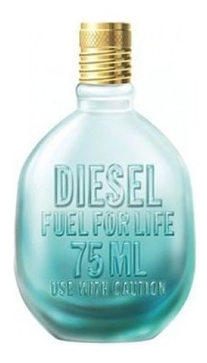 Perfume Diesel Fuel For Life Summer Masculino Edt