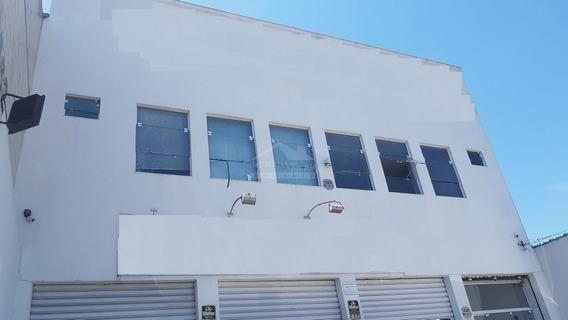 Galpão No Gloria Com 519 M², Super Bem Localizado, Confira Na Imobiliária Em Praia Grande. - Mp13374