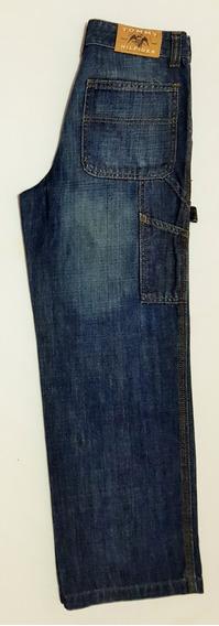 ¡liquidación! Jeans Tommy Hilfiger Niño T 10 Envío Gratuito