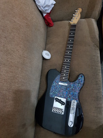 Fender Telecaster Standard Cambio Con Gibson Sg Marshall