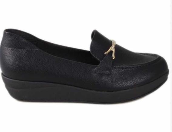 Sapato Feminino Piccadilly Tipo Ortopédico Esporão 2 Modelos