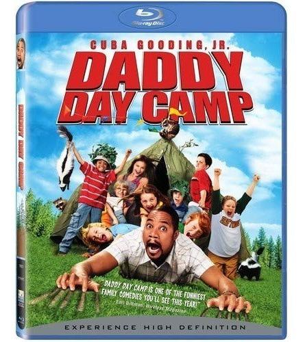 Blu-ray  Acampamento Do Papai