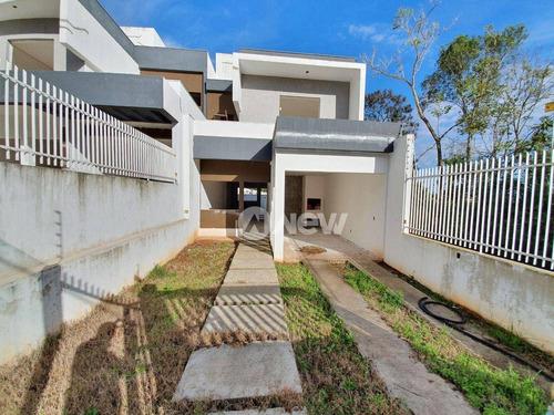 Imagem 1 de 18 de Casa Com 2 Dormitórios À Venda, 142 M² Por R$ 545.000,00 - Jardim Das Acácias - São Leopoldo/rs - Ca3803