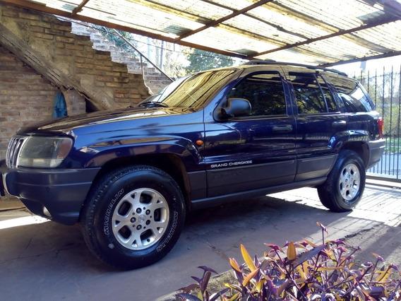 Jeep Grand Cherokee Laredo 3.1 Td Año 2000