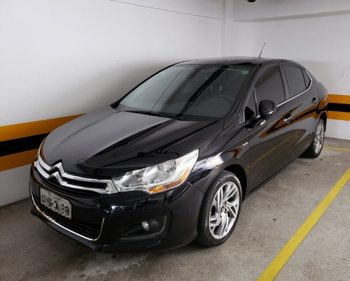 Citroën C4 1.6 Thp Exclusive Flex Aut. 4p 2015