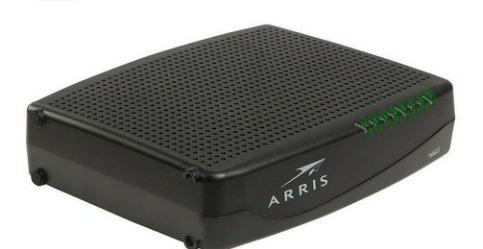 Imagen 1 de 3 de Cable Modem Arris Tm822a Inter Mta 3.0 Telefonia .