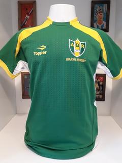 Camisa Topper Rugby Brasil