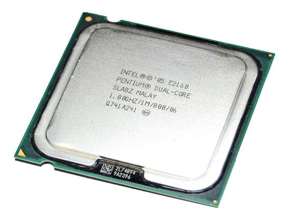 Processador Intel 775 Pentium Dual Core E2160 1.8ghz Novo