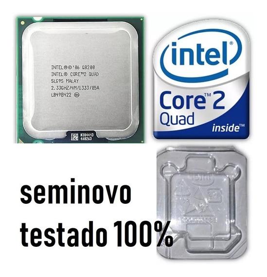 Processador Core 2 Quad Q8200 Intel 2.33ghz 4mb Lga 775