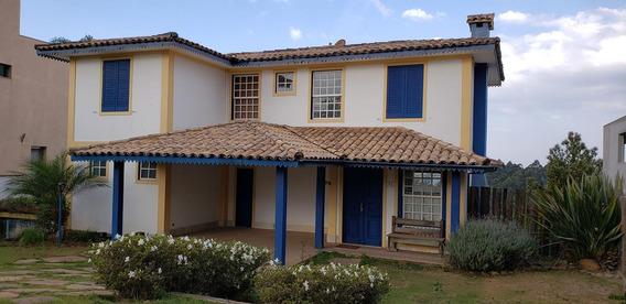 Casa Para Alugar Com 3 Quartos - Alphaville - Lagoa Dos Ingleses - Mg - 524