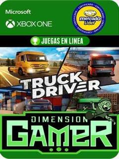 Truck Driver - Xbox One - Modo Local + En Linea
