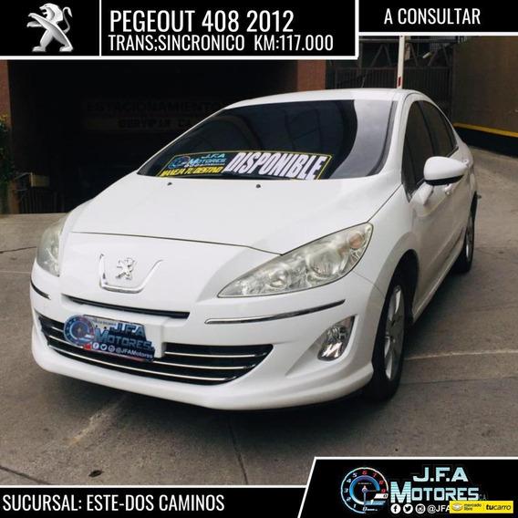 Peugeot 408 2.0