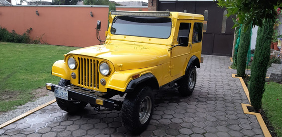 Impecable Jeep Cj5 Renegade