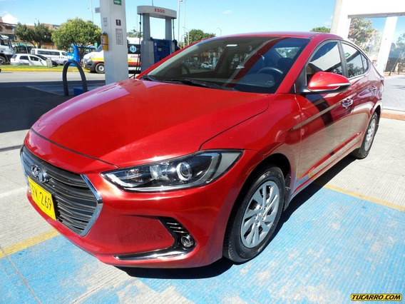 Hyundai Elantra At 1.6