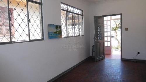 Imagem 1 de 22 de Casa Com 3 Dormitórios Para Alugar, 165 M² Por R$ 2.700,00/mês - Ponta Da Praia - Santos/sp - Ca1263