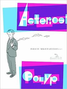 Asterios Polyp David Mazzucchelli Graphic Novel