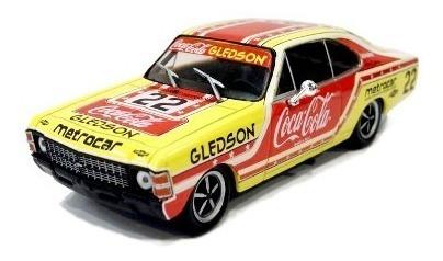 Miniatura - Chevrolet Opala - Paulo Gomes - 1:43 - Ixo