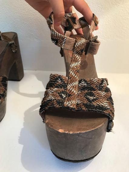 Zapatos Ricky Sarkany Talle 36.5