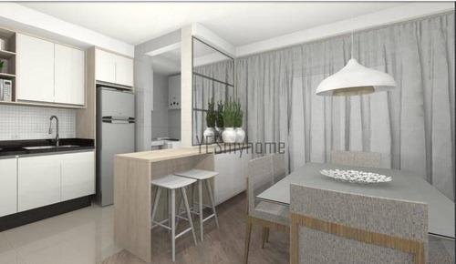 Apartamento Com 2 Dormitórios À Venda, 73 M² Por R$ 692.000,00 - Bigorrilho - Curitiba/pr - Ap2616