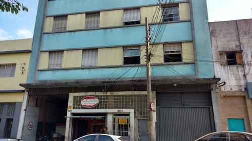 Prédio Comercial À Venda, Mooca, São Paulo. - Pr0035