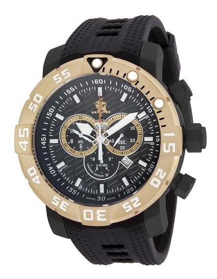 Liquida Incrível Relógio Invicta Sea Base 14286 Swiss Made