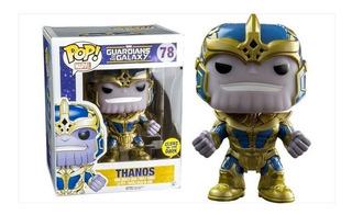 Funko Pop Thanos Glows In The Dark 6 Pulgadas
