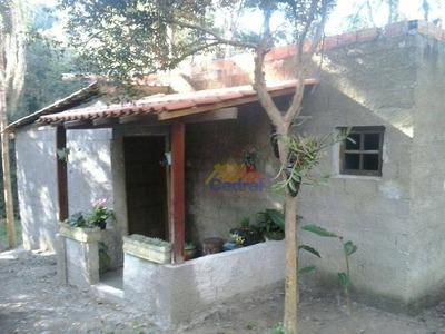 Chácara Residencial À Venda, Taiacupeba, Mogi Das Cruzes. - Ch0027