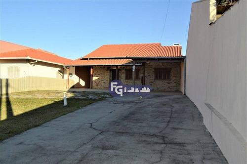 Imagem 1 de 30 de Casa Com 4 Dormitórios À Venda, 234 M² Por R$ 959.900,00 - Santa Felicidade - Curitiba/pr - Ca0108