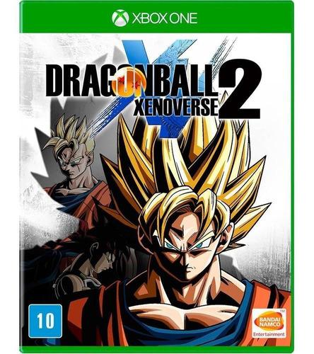 Imagem 1 de 6 de Dragon Ball Xenoverse 2 Xbox One Mídia Física