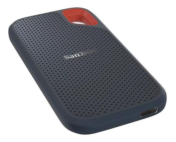Ssd 1tb Externo Portátil Sandisk Extreme Pronta Entrega C/ Nf