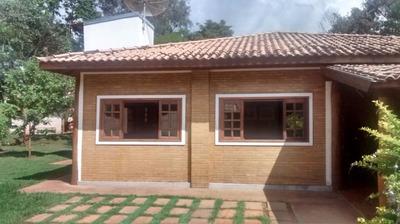 Chácara Residencial À Venda, Vale Do Igapó, Bauru. - Ch0004
