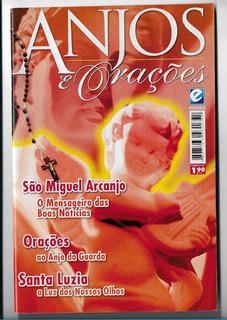 Anjos E Orações Revista Igreja Católica São Miguel Arcanjo S