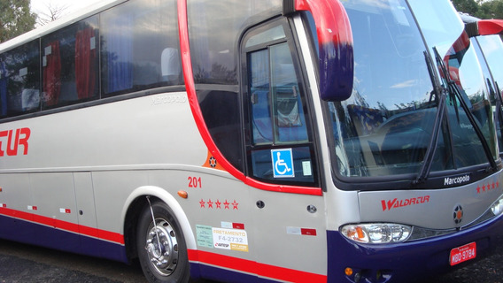 Onibus Marcopolo G6 1050
