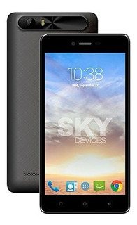 Sky Device Platinum 5.0 Cinza Escuro 16gb Rom 1gb Ram
