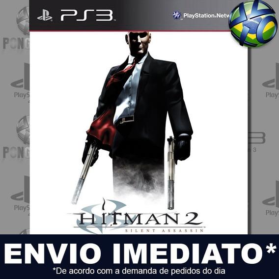 Hitman 2 Silent Assassin Hd Ps3 Psn Jogo Em Promoção Play 3