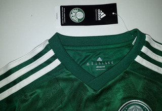 Camisa Do Palmeiras Infantil adidas 100% Original - 01