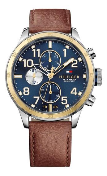 Relógio Tommy Hilfiger Couro 1791137