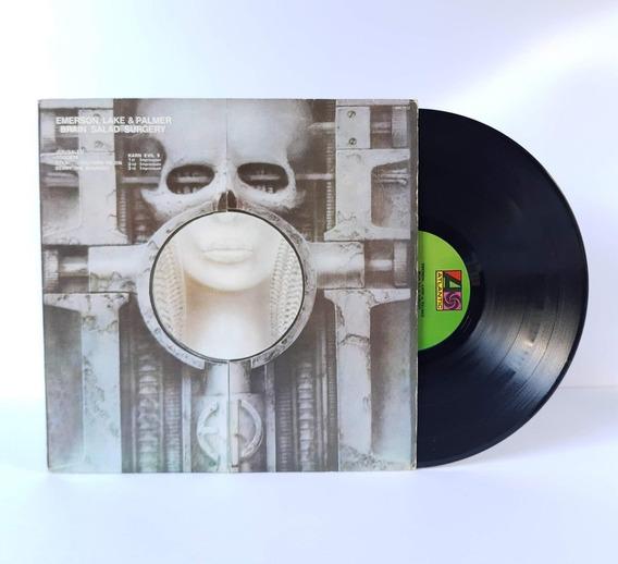 Lp Emerson, Lake & Palmer - Brain Salad Surgery